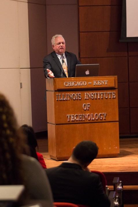 Dr. James Nolt at APALSA international law panel