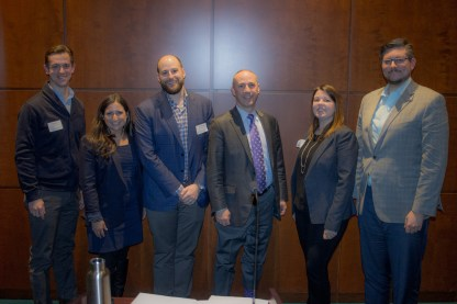 Corporate Counsel Night 2019 Panelists