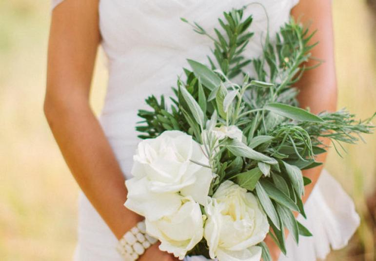 ladymarry-wedding-blog_-wedding-custom_herb-bouquet