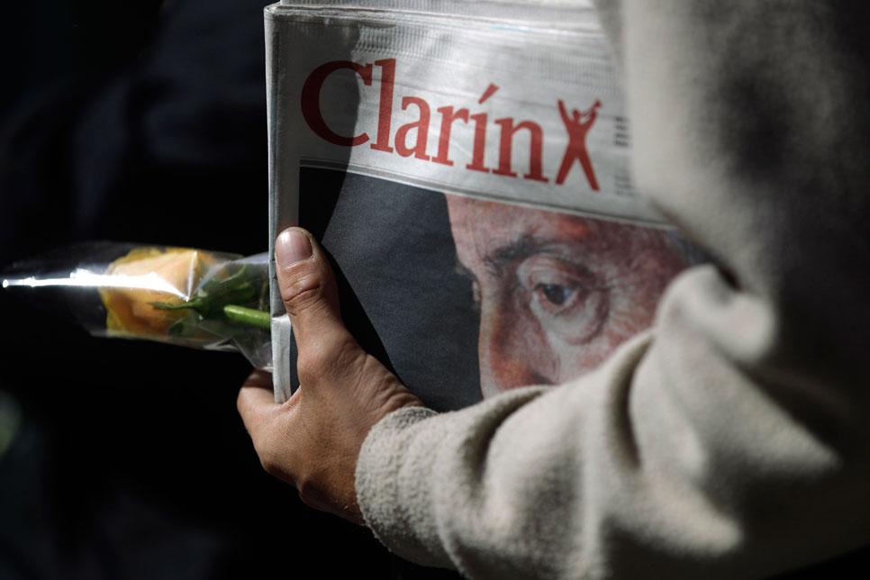 APTOPIX_Argentina_Obit_Kirchner_EDB148