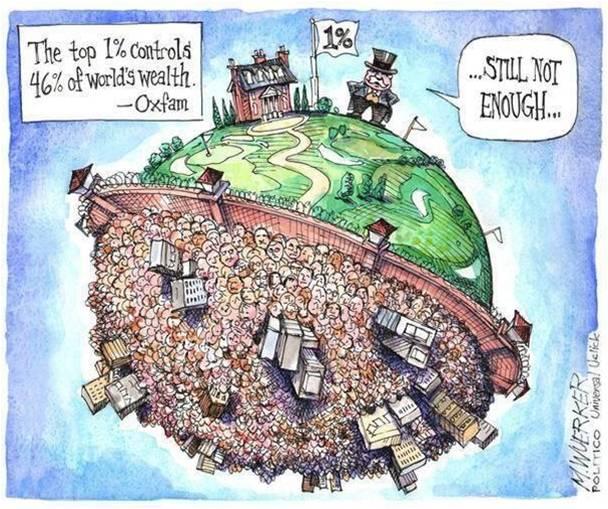 Resultado de imagen de desigualdad mundial