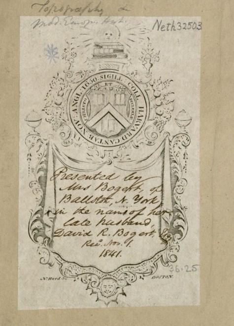 Commelin, Caspar, 1667?-1731. Beschryvinge van Amsterdam. Neth 3250.3