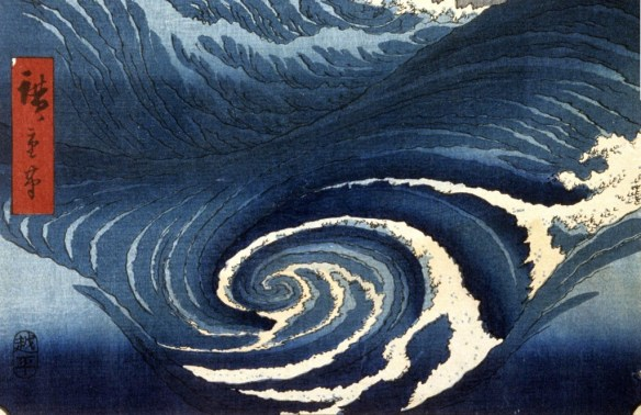 hiroshige-whirpool