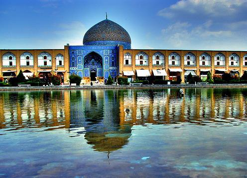 no7ishafan-mosque-iran