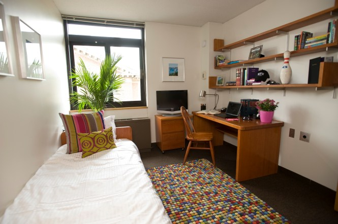 Building Dorm Rooms Er Quicker And Quieter