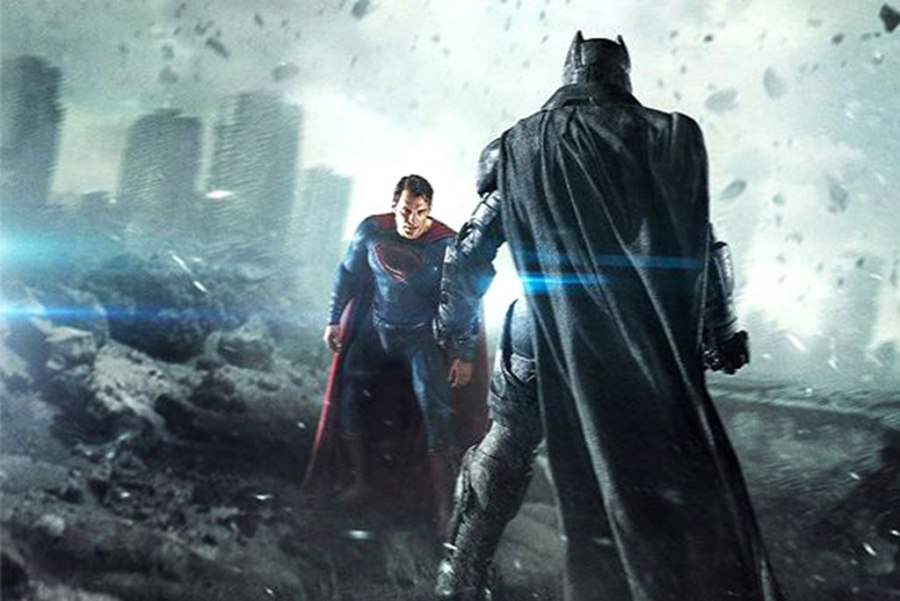 """Batman v Superman: Dawn of Justice"" — starring Henry Cavill as Superman and Ben Affleck as Batman — is dark and brooding and, at 151 minutes, its pace is leisurely and deliberate."