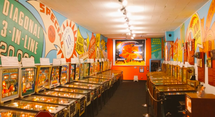 Pacific Pinball Museum, Oakland