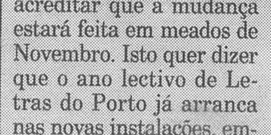 """(401) """"Letras do Porto em Novembro"""" - 1995 09 05 Publico ...-50r"""