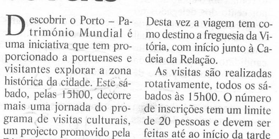 """(215) """"À descoberta do Porto"""" - 1998 05 16 24Horas ...-70r"""