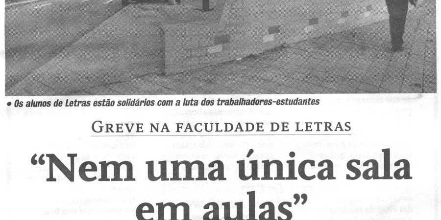 """(96) """"Nem uma única sala em aulas"""" - 2000 03 02 CPorto 05-360r"""