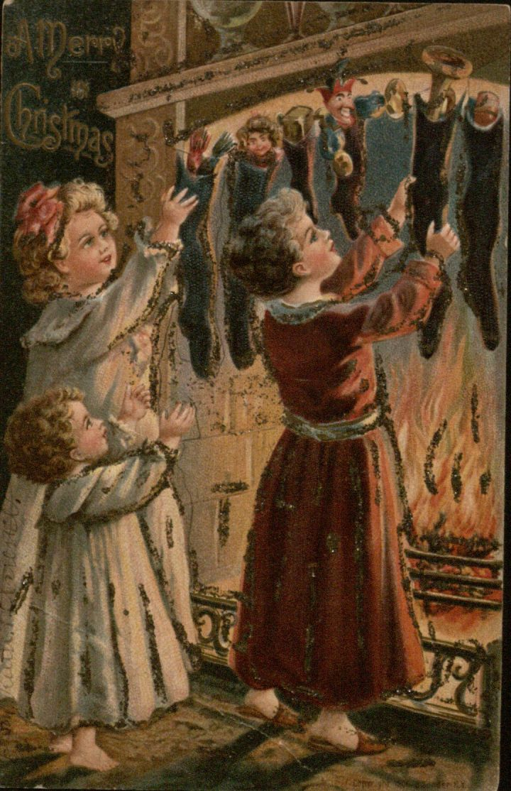 Kenneth Spencer Research Library Blog Cards Of Christmas
