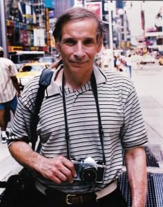 Ed Berger by Joe Wilder - 2001e