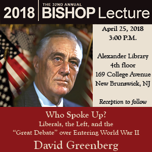 Bishop Lecture
