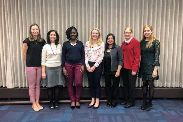 AMWA Physicians and Med student organizers