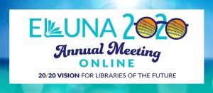 ELUNA 2020 logo