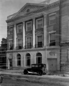 Morning Call building, 1927 - Paterson, NJ