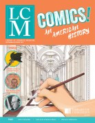 Library of Congress Magazine, September–October 2017: Comics! An American History