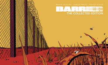 Cover of Barrier #1