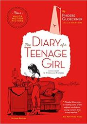 Cover image of Diary of a Teenage Girl by Phoebe Gloeckner