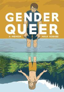 Cover image of Gender Queer: A Memoir