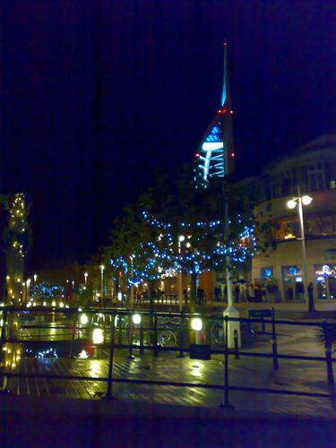 Spinnaker Tower and Gunwharf Keys, Portsmouth