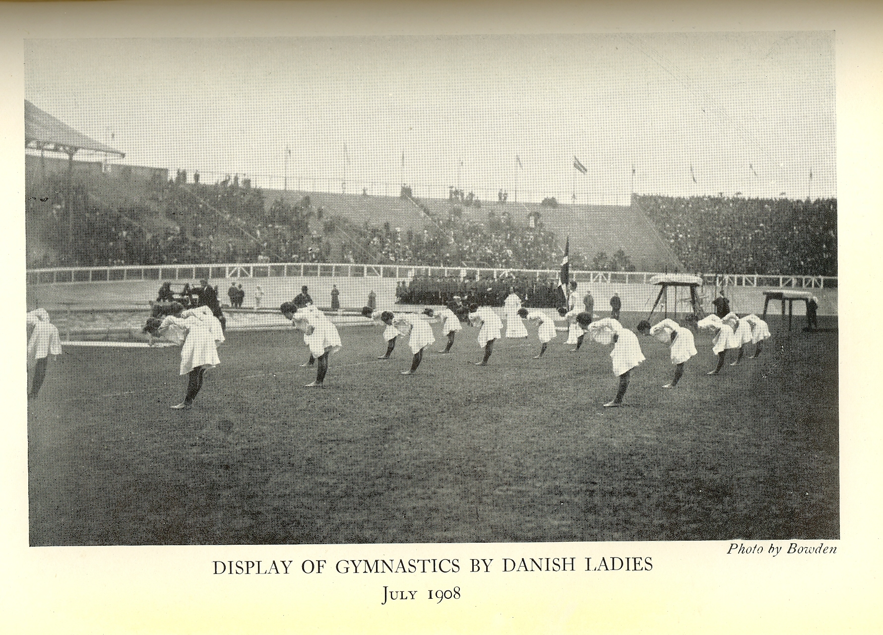 London Olympic Games Then And Now Amp