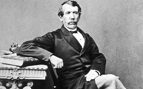Scottish explorer David Livingstone is the subject of much celebration on the bicentenary of his birth