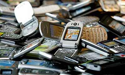The increasing use of mobile phones in African countries is a factor in the continent's economic growth