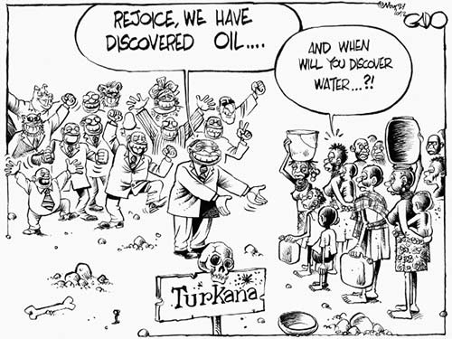 Illustration by Gado