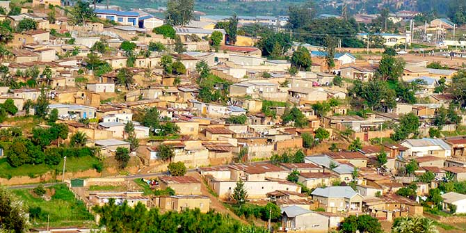 Kigali cityscape Photo by Graham Holliday via Flickr (http://bit.ly/1H8NFli) (CC BY-NC 2.0)