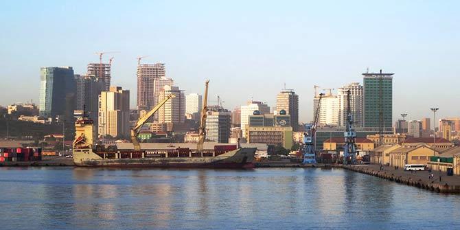 Porto de Luanda Credit: David Stanley (Via Flickr http://bit.ly/1MnRODT)