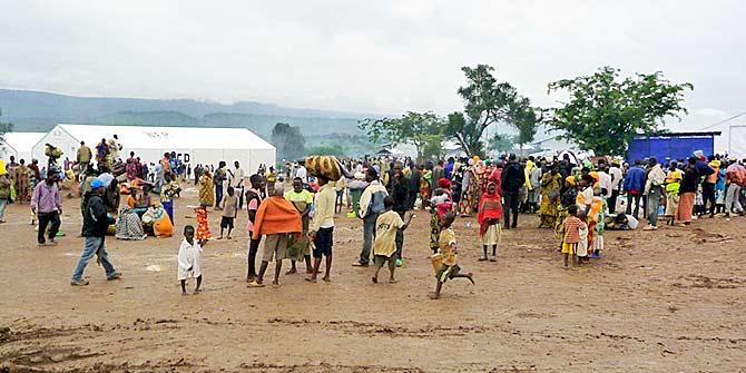 Burundi refugees at the Mahama refugee camp, Rwanda. Photo credit: EU/ECHO/Thomas Conan CC BY-NC-ND 2.0 (Via Flickr http://bit.ly/1K5Wbwy)