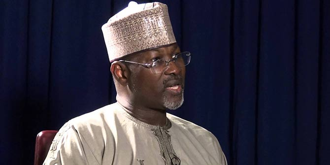 Professor Attahiru Jega stepped down as Head of Nigeria's Independent National Electoral Commission after the 2015 elections Credit: The Commonwealth