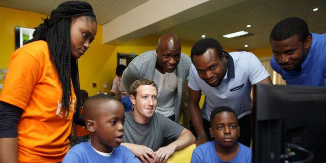 An Open Letter to Mark Zuckerberg: Africa deserves more from your IT initiatives