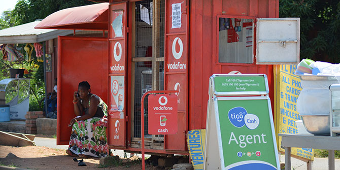 Clarence Blay: 'Ghana has 140,000 mobile money agents versus