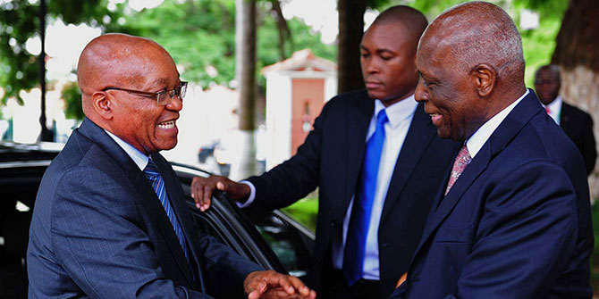 The Resignation of Old Leaders Does Not Guarantee a New Era of Leadership in Africa