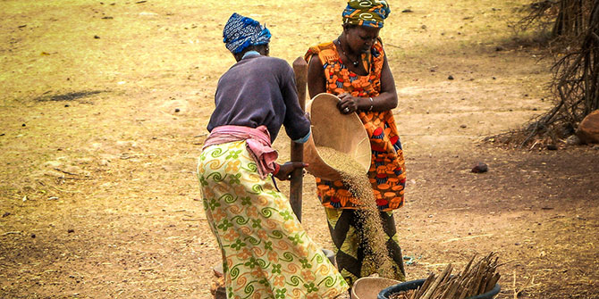 Challenging humanitarianism beyond gender as women and women as victims #PressforProgress