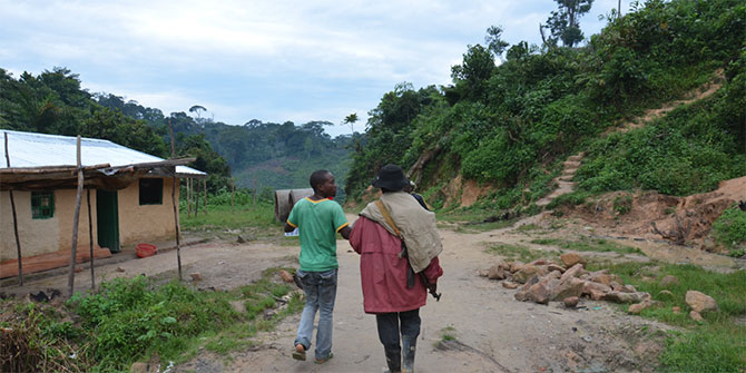 The in-between of being a civilian and combatant – circular return in eastern DR Congo #LSEReturn