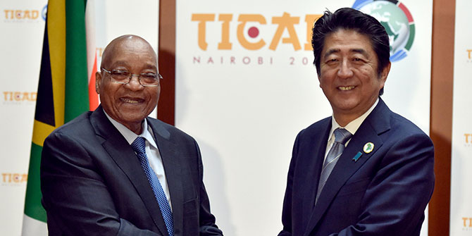 Japan and the African Challenge