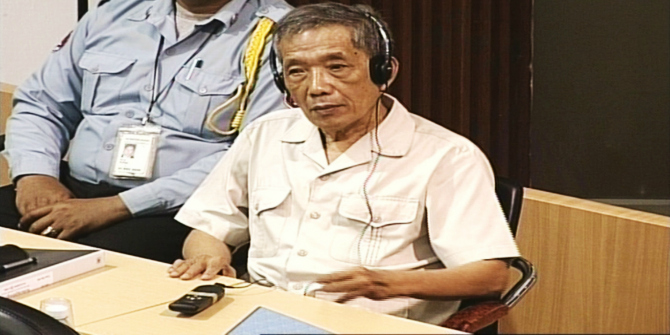 Image result for Man or Monster? The Trial of a Khmer Rouge Torturer
