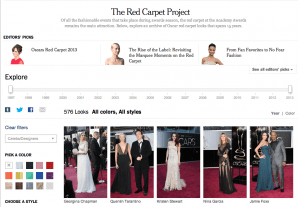 The Red Carpet Project