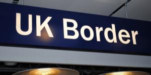 UK border (1) - home office