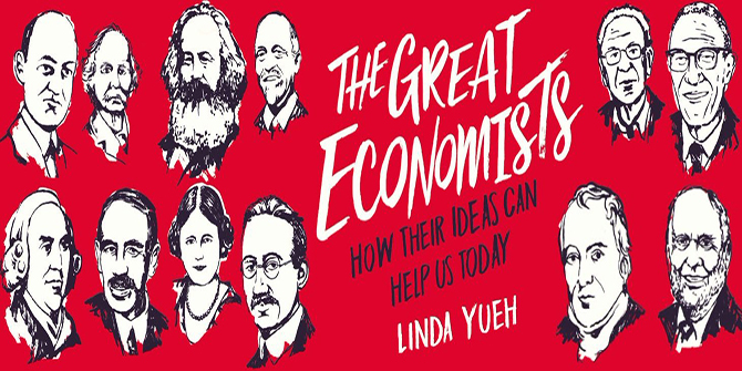 Image result for The Great Economists