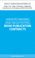 Cover of Understanding and Negotiating Book Publication Contracts