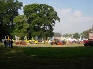 Exposition des tracteurs