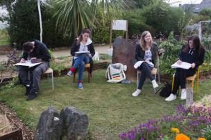10 anniversaire jardins lycée CFA Merdrignac