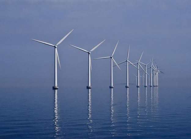 The comprehensive energy bills mandates the largest procurement of offshore wind in the nation