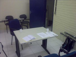 Ready, set, ... Interview!(conditional upon the free and informed consent of interviewees, obviously)