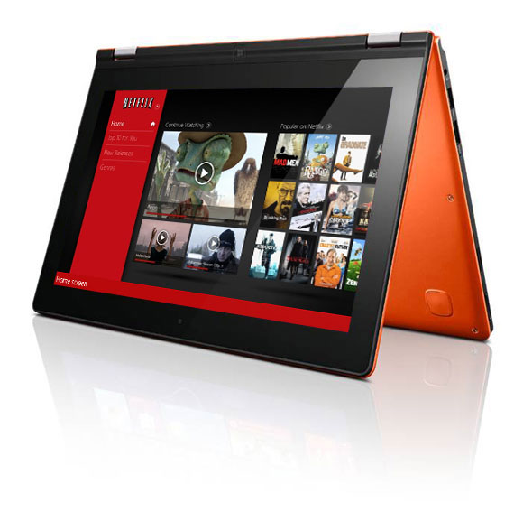 This mini Ultrabook provides ultimate flexibility between work and play. Get your planning done using laptop or tablet mode and then keep your notes and recipes visible, and close at hand using tent or stand mode. Advanced gesture controls allow you to flip through photos and pages or rewind and fast-forward music and videos using simple hand motions. Starting at $699.