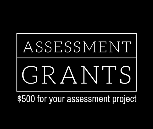 Have You Heard? Assessment Grants are Available